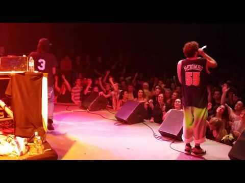 Lil Dicky - Ex Boyfriend (Live) April 1st, 2014 Boulder, CO