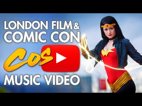 London Film and Comic Con Winter (LFCC)