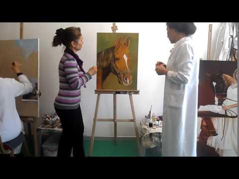 443 MERYEM PIRLAK RESİM KURSU TÜRKİYE ADANA
