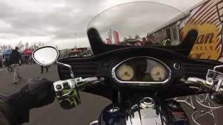 8. Indian Chieftain test ride, awsome engine sound!