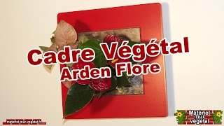 Cadre Végétal Arden Flore