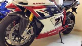 8. Ducati 1098 R ''BAYLISS'' Limited Edition 188 Hp *see also Playlist