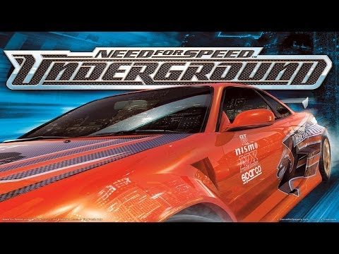 need for speed underground playstation 2