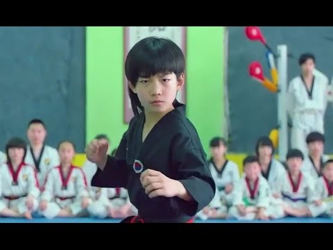 Latest Action Kung Fu Movies - Chinese Action Movies HD - Kung Fu Kid Movies
