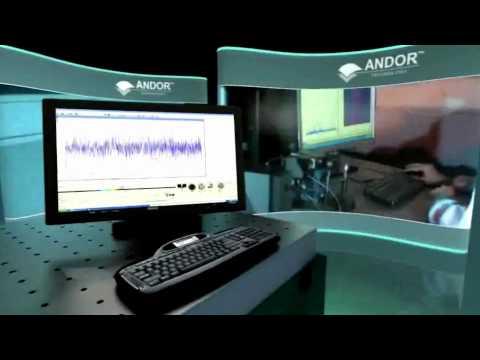 Andor Spectroscopy Cameras from Scitech