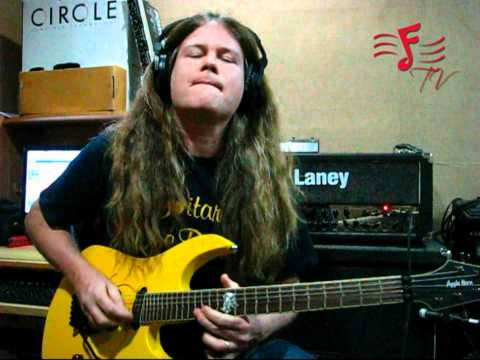 mattias - Mattias Eklundh - Disco Diabolique A guitar video of the song. Mattias Endorses Laney Amplifiers. Amp Head: Laney VH100R Cabinet: GS412P (Celestian Vintage 3...