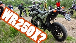 6. Why I Got a Yamaha WR250X