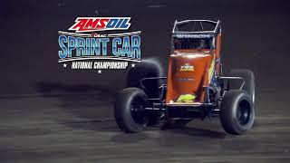 USAC Amsoil National Sprint Cars!