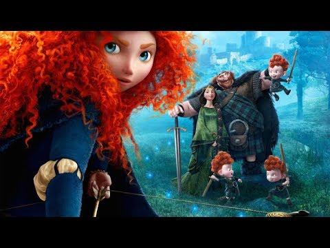 Brave English Full Movie Game Disney Pixar Film Brave Disney princess Merida