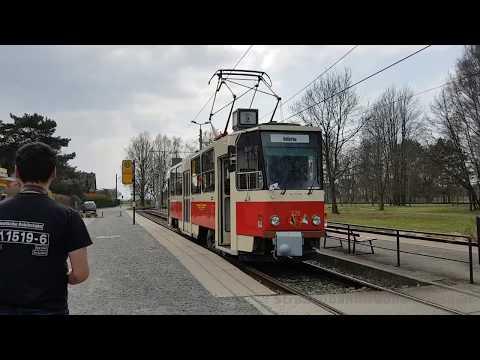 Straßenbahn Dresden - T6A2 Fotosonderfahrt 8.April 20 ...