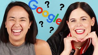 Video Women Answer The Most Googled Questions About Women MP3, 3GP, MP4, WEBM, AVI, FLV Maret 2019