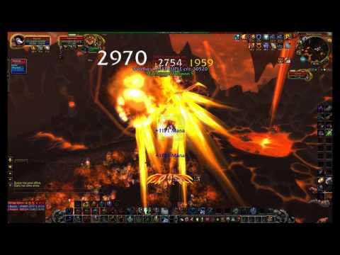 Monster WoW Cataclysm 4.3.4 – 2 Man Solo Alysrazor!! (FL 10 Man)