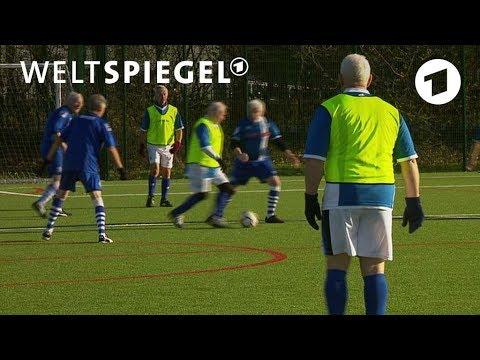Schnappschuss: Gehfußball in Großbritannien | Weltspi ...