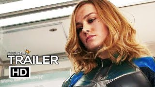 Nonton Captain Marvel Official Trailer  2019  Brie Larson Marvel Superhero Movie Hd Film Subtitle Indonesia Streaming Movie Download
