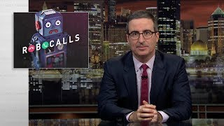 Robocalls: Last Week Tonight with John Oliver (HBO)