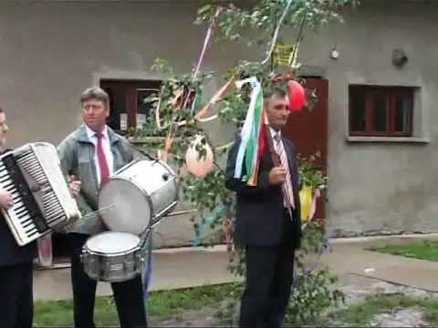 kapela weselna z Polnej w Krużlowej