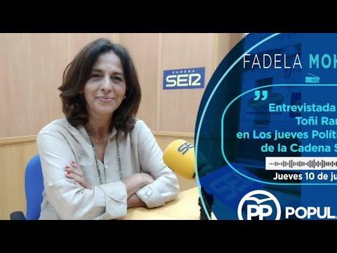 Entrevista a la Diputada Local del Partido Popular...
