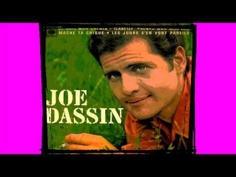 Joe Dassin - Les jours s'en vont pareils lyrics