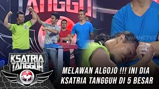 Video 5 Besar Melawan Algojo - Ksatria Tangguh Episode 4 (13/5) MP3, 3GP, MP4, WEBM, AVI, FLV Januari 2019