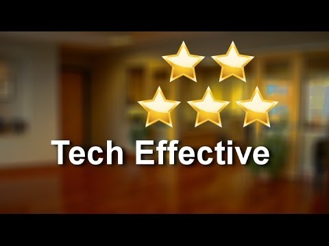 Tech Effective Springfield Amazing Five Star Review