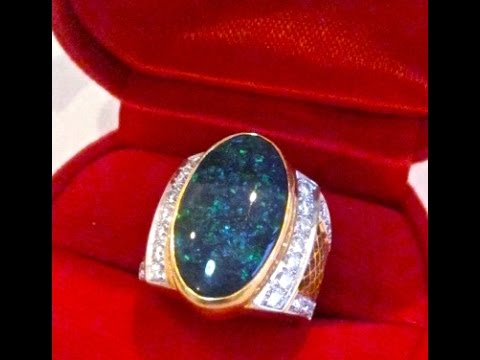 Birthstone October, Opal Rings, October Gemstone Opals.