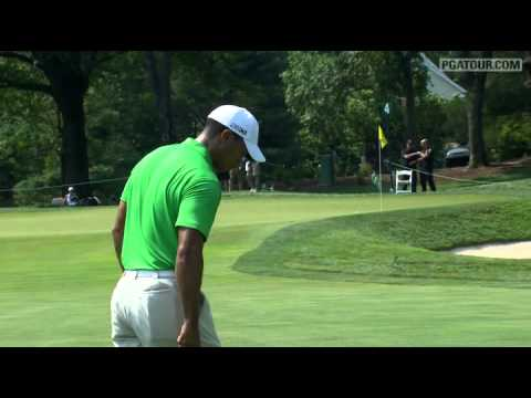 woods - Highlights from Tiger Woods' 74th PGA TOUR victory at the 2012 AT&T National.