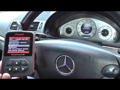 Best Mercedes Benz Diagnostic Tool