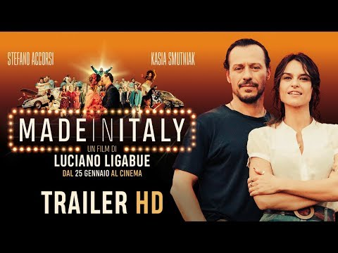 Preview Trailer Made in Italy, trailer ufficiale del film di Luciano Ligabue con Stefano Accorsi e Kasia Smutniak