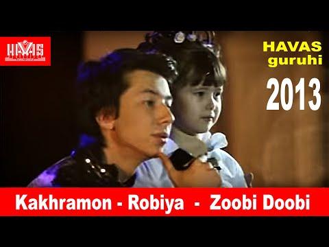Video Qahramon va Robiyahon HAVAS guruhi - Zubi Dubi download in MP3, 3GP, MP4, WEBM, AVI, FLV January 2017
