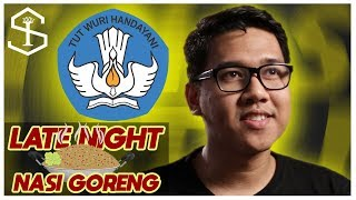Video Pendidikan Indonesia Konyol   Iman Usman   Late Night Nasi Goreng Sessions #4 MP3, 3GP, MP4, WEBM, AVI, FLV September 2018