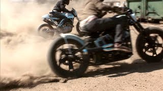 Getting dirty with Roland Sands Design - /RideApart