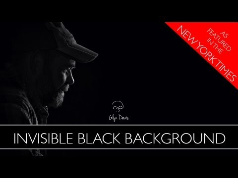 Photography - Learn a super fast and super easy technique to add a black background into your pictures no matter where you are...indoors or out! In this short video I show...