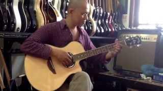 Video Gitaris Batak abang Aritonang jago main gitarnya MP3, 3GP, MP4, WEBM, AVI, FLV Juli 2018