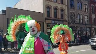 2019 St Patrick's Scranton Parade Segment 3