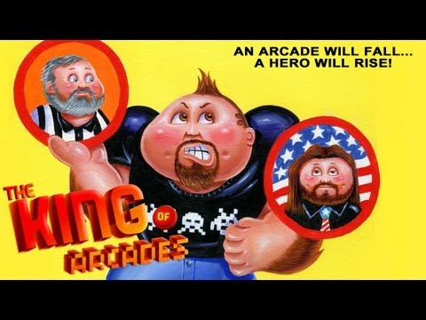 The King Of Arcades | Official Trailer #1 [HD]