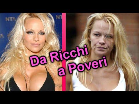 10 ricchi e famosi diventati poveri