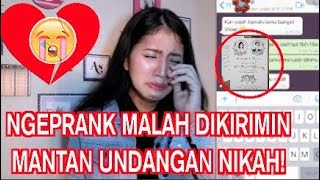 Video AKAD - PAYUNG TEDUH (PRANK TEXT PALING SEDIH) || Vhiendy Savella MP3, 3GP, MP4, WEBM, AVI, FLV Juni 2019
