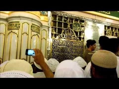 madina - Videos of short clips of Madina Sharif - Masjid-e-Nabvi- Inside and out side views...taken during the Hajj of October 2012...Masha'allah Beautiful Memories.....