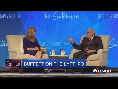 Warren Buffett e o IPO da Lyft