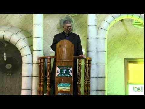 خطبة الجمعة لفضيلة الشيخ عبد الله 6/3/2015