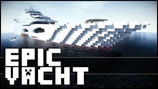 Minecraft - Epic Yacht 4