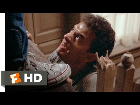 The Money Pit (2/9) Movie CLIP - The Stairs Are Out! (1986) HD