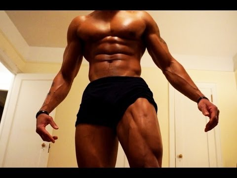 How To Build Killer Quads Without Weights (Sissy Squats For Bigger Stronger Legs) Big Brandon Carter (видео)