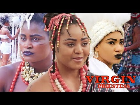 Virgin Priestess Season 1 - Regina Daniels|2019 Latest Nigerian Nollywood Movie