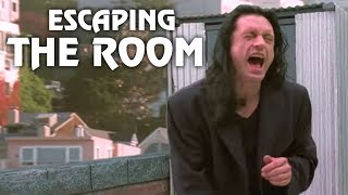 Video ESCAPING THE ROOM w/ TOMMY WISEAU MP3, 3GP, MP4, WEBM, AVI, FLV Maret 2018