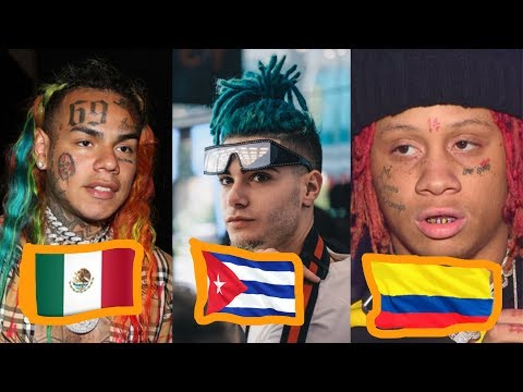 Hispanic Rappers From Softest To Hardest (New)