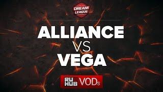 Alliance vs Vega, DreamLeague Season 6, game 2