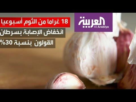 العرب اليوم - بالفيديو: عالج نفسك بالبصل والثوم