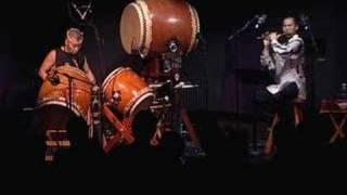 Kaoru Watanabe<br>(Bamboo flute, Taiko)