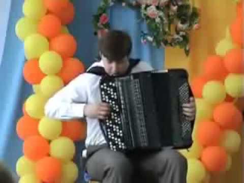 Extrémní skill na harmoniku